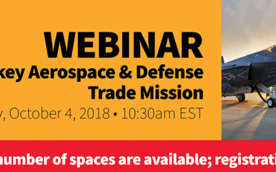 FREE WEBINAR: Turkey Aerospace & Defense