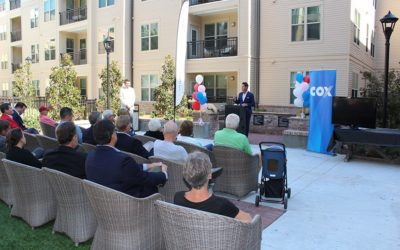 Cox Communications Launches Gigabit Internet Service in Pensacola