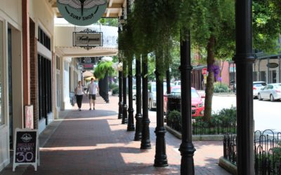 Palafox Street Pensacola: One of the 10 Great Streets in America