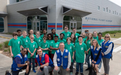 Career Exploration Cruise gives Escambia students the chance to explore jobs with a great future
