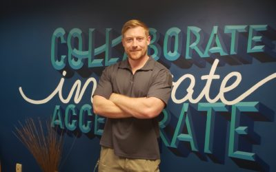 Co:Lab's  Matthew Jeffries, Founder and CEO of Warfighter Fitness, featured in USA Today!