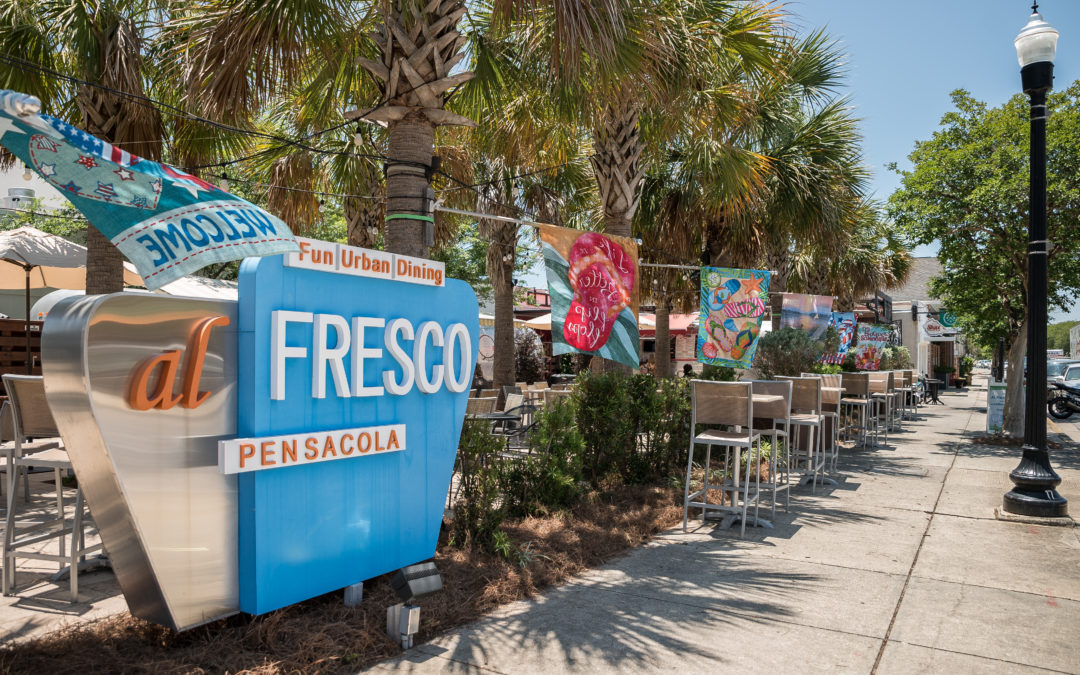Pensacola named the 17th best small city to start a small business