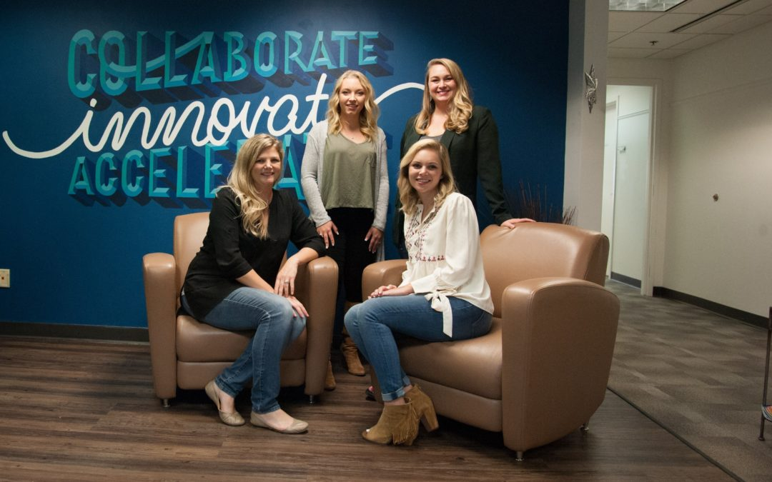 Co:Lab tenant, Association Resource Solutions, helps their clients through a changing business climate.