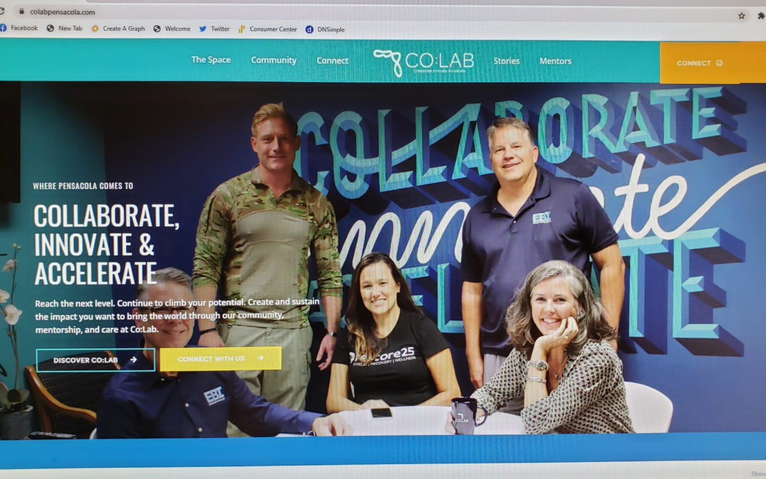 CO:LAB Launches Refreshed Web Presence