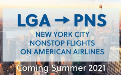 American Airlines announces nonstop flights from Pensacola to New York City