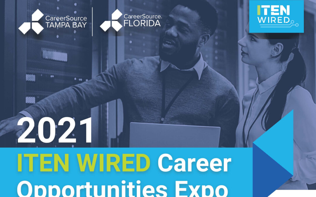 ITEN WIRED IT Virtual Career Opportunities Expo October 27
